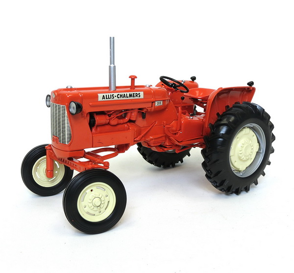 Модель 1:16 Allis-Chalmers D-15 GAS WIDE FRONT TRACTOR W/BEIGE WHEELS