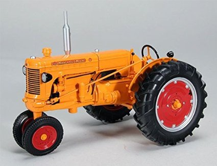 Модель 1:16 MINNEAPOLI​S MOLINE U GAS NARROW FRONT TRACTOR