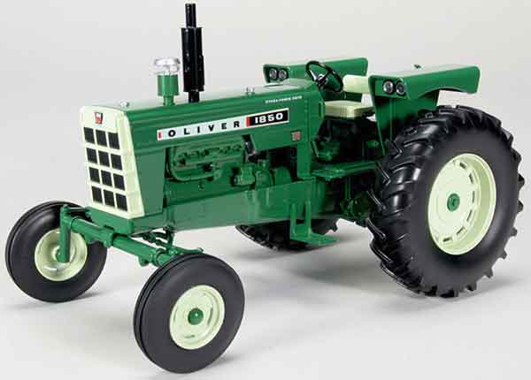 Модель 1:16 OLIVER 1850 GAS WIDE FRONT TRACTOR