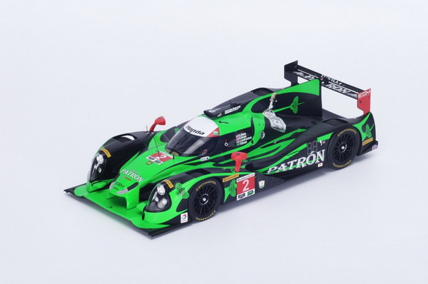 Модель 1:18 Ligier JS P2 HDP #2 LMP2 Winner Daytona 24h 2016 S.Sharp - J. van Overbeek - Ed Brown -P.Derani