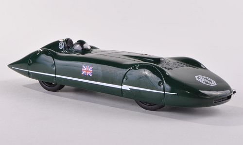 Модель 1:43 MG EX135 (6 CYL 1087 CC SC) Speed Record Car 204.2 mph GOLDIE GARDNER