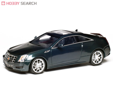 Модель 1:43 Cadillac CTS Coupe - Thunder Gray