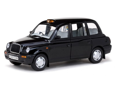 Модель 1:18 TX1 London Taxi Cab 1998