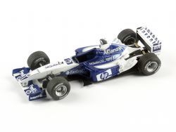 Модель 1:43 Williams BMW FW 25 GP Monaco (Juan-Pablo Montoya - Ralf Schumacher) KIT