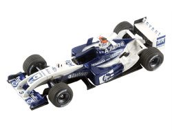 Модель 1:43 Williams BMW FW26 №3(4) GP Monaco (Juan-Pablo Montoya - Ralf Schumacher) KIT