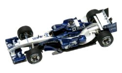 Модель 1:43 Williams BMW FW27 GP MALESIA (Mark Webber - Nick Lars Heidfeld) KIT