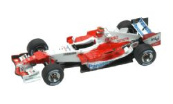 Модель 1:43 Panasonic Toyota Racing TF105 GP MALESIA (Jarno Trulli - Ralf Schumacher) KIT