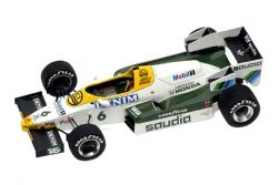 Модель 1:43 Williams Honda FW09 GP USA (Keijo Erik «Keke» Rosberg - Jacques Laffite) KIT