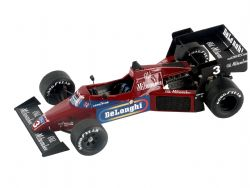 Модель 1:43 Tyrrell Ford 012 №3 GP DETROIT (BRUNDLE) KIT