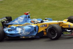Модель 1:43 Renault R26 F.1 Winner Canadian GP (Fernando Alonso - Giancarlo Fisichella) KIT