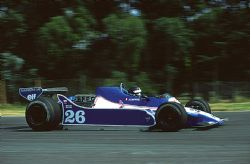 Модель 1:43 Ligier Ford JS11 Winner Argentinean GP №26, Spanish GP №25 (Jacques Laffite - Patrick Depailler) KIT
