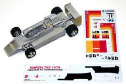 Модель 1:43 March 792 F2 GP SUZUKA (M.Hasemi) KIT