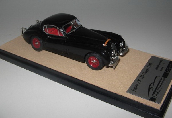 Модель 1:43 Jaguar XK 120 - black
