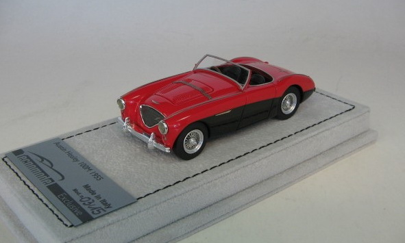 Модель 1:43 Austin Healey 100M Spider - red (L.E.15pcs)