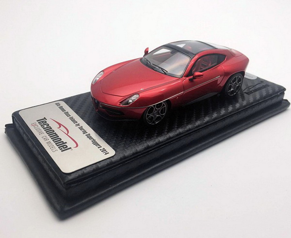 Модель 1:43 Alfa Romeo Disco Volante Touring - red (L.E.150pcs)