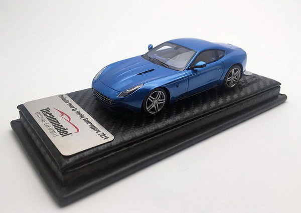 Модель 1:43 Touring Superleggera Berlinetta (Ferrari F 12) - New Body Design - blue (L.E.100pcs)