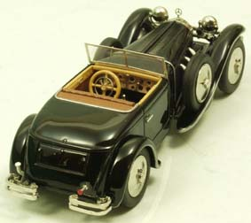 Модель 1:43 Mercedes-Benz 680 S 26/120/180 PS Torpedo Roadster Saoutchik Ch.№35968 Open top