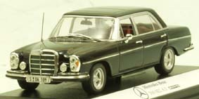 Модель 1:43 Mercedes-Benz 300SEL 6.3 (W108) AMG - black