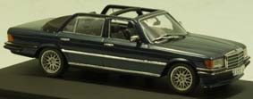 Модель 1:43 Mercedes-Benz 450SEL 6.9 4-door Cabrio