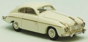 Модель 1:43 Borgward Hansa Coupe «Rometsch» - white