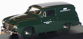 Модель 1:43 Goliath GP 700 Lieferwagen «Goliath Kundendienst» - green