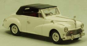 Модель 1:43 Peugeot 203 - Worblaufen - Cabrio Closed top