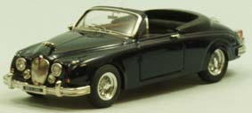 Модель 1:43 Jaguar Mk II Vicarage Drophead - dark blue