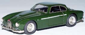 Модель 1:43 Jaguar XK 140-150 Zagato - green