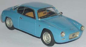 Модель 1:43 Lancia Appia Sport `Zagato` - red or weiss/white