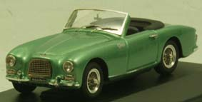 Модель 1:43 Aston Martin DB 2/4 Graber Convertible - open top