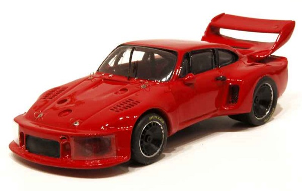 Модель 1:43 Porsche 935 Turbo Street 1978 Red