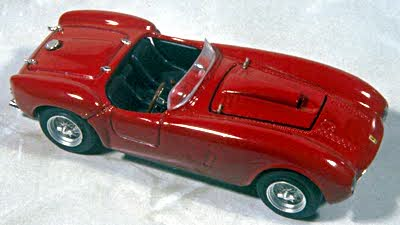 Модель 1:43 Ferrari 375 MM - blue