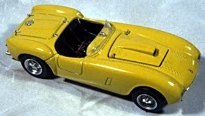 Модель 1:43 Ferrari 375 MM - yellow
