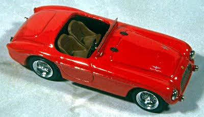 Модель 1:43 Ferrari 212 EXPORT Street - red