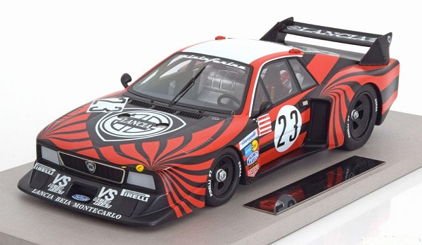 Модель 1:18 Lancia Beta Montecarlo No.23, Nurburgring 1979 Röhrl/Patrese engineered by BBR, Limited Edition 200 pcs.