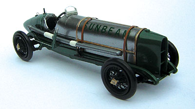 Модель 1:43 Sunbeam 350hp - Brooklands 133.75 mph