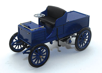 Модель 1:43 CGA Dogcart Camille Jenatzy 1898 - Second official Land Speed Record.