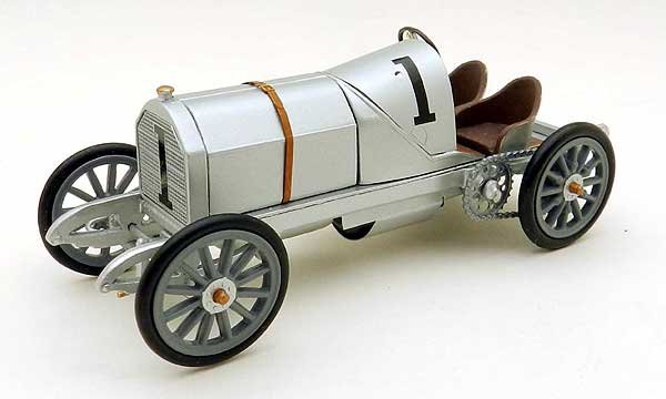 Модель 1:43 Mercedes 90hp William K. Vanderbilt Jr. 27th January 1905, Ormond-Daytona USA - KIT