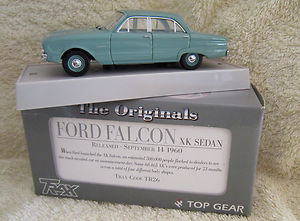 Модель 1:43 Ford Falcon XK Sedan
