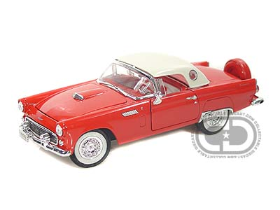 Модель 1:24 Ford Thunderbird - red