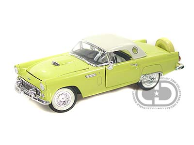 Модель 1:24 Ford Thunderbird - yellow