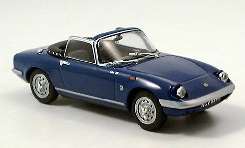 Модель 1:43 Lotus Elan open - blue