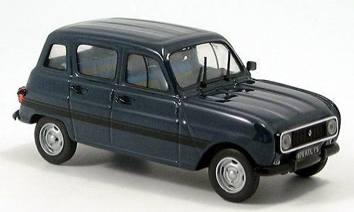 Модель 1:43 Renault 4 Safari