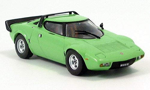 Модель 1:43 Lancia Stratos - light green