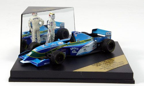 Модель 1:43 Pacific Ford PR02 №16 GP Portugal (Jean-Denis Deletraz)
