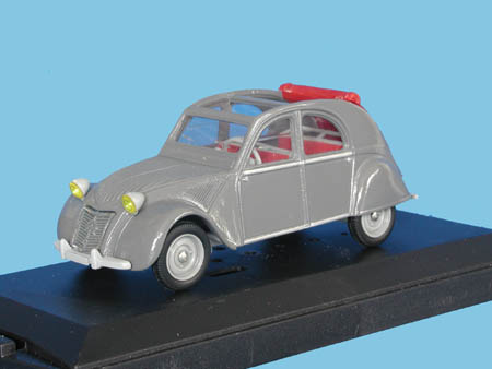 Модель 1:43 Citroen 2CV Open Roof