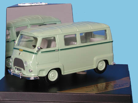 Модель 1:43 Renault Estafette Microcar Low Roof