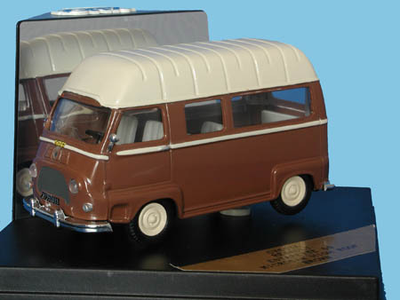 Модель 1:43 Renault Estafette Microcar High Roof