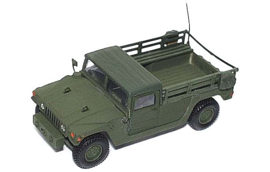 Модель 1:43 Hummer Cargo Troop Carrier - U.S.Army