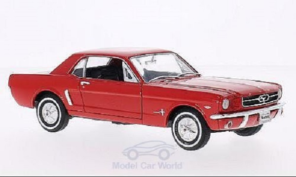 Модель 1:24 Ford Mustang Coupe